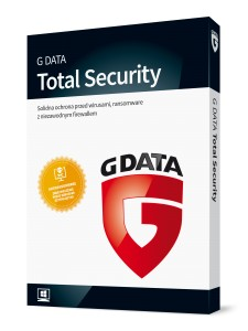 G DATA Total Security 1Stanowisko 1Rok (ESD)